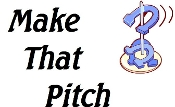 Make That Pitch - online course for fiction writers