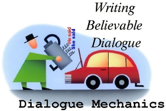 Dialogue Mechanics      - a 1-on-1 Fiction Writing Course