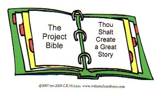 The Project Bible    -   a 1-on-1 course for fiction writers